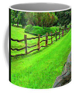 Rolling Rock Bridle Trail 2 Coffee Mug