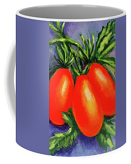 Roma Tomatoes Coffee Mug