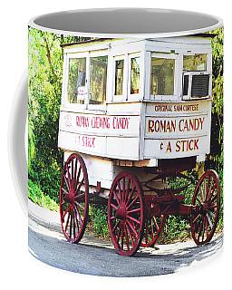 Roman Candy Coffee Mug