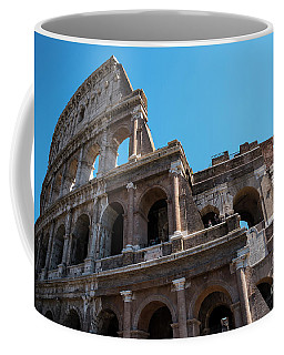 The Colosseum Of Rome Coffee Mug