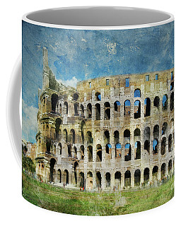 Roman Holiday Coffee Mug