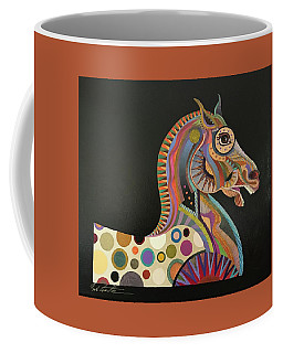 Roman Horse Coffee Mug