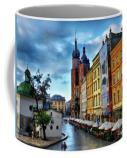 Romance In Krakow Coffee Mug