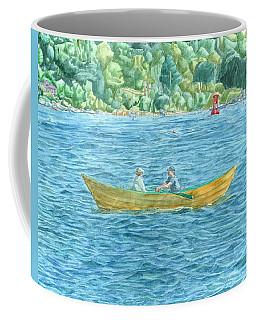Romance On Hussey Sound Coffee Mug