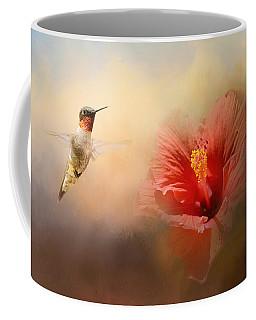 Romancing The Hibiscus Coffee Mug
