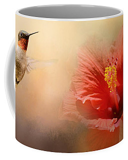 Romancing The Hibiscus Coffee Mug
