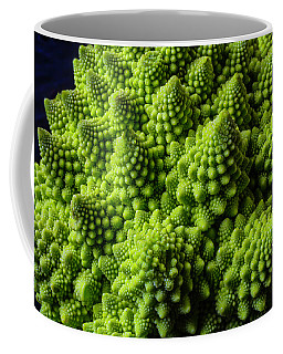 Romanesco Broccoli Coffee Mug