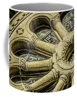 Romanesque Wheel Coffee Mug