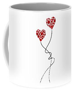 Romantic Art - You Are The One - Sharon Cummings Coffee Mug