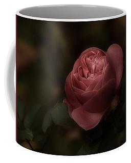 Romantic Autumn Rose Coffee Mug
