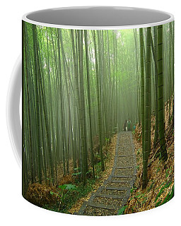 Romantic Bamboo Forest Coffee Mug