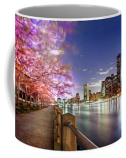 Romantic Blooms Coffee Mug