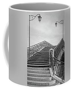 Romantic Bridge In Bw Coffee Mug