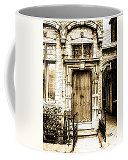 Romantic Bruges Coffee Mug by Lexa Harpell