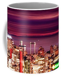 Romantic English Bay Coffee Mug