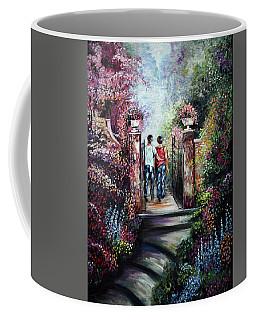 Romantic Landscape Coffee Mug