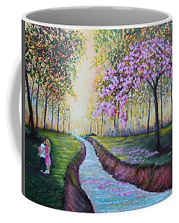 Romantic Moment Coffee Mug