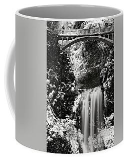 Romantic Moments At The Falls Coffee Mug