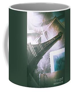 Romantic Paris Memory Coffee Mug