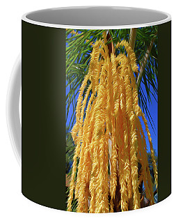 Coffee Mug featuring the photograph Romantic Skies Cascading Seed Pod by Aimee L Maher Photography and Art Visit ALMGallerydotcom
