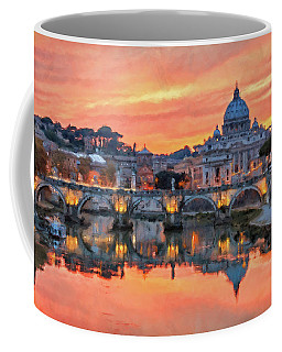 Rome And The Vatican City - 01  Coffee Mug