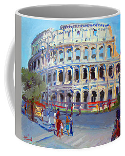 Rome Colosseum Coffee Mug