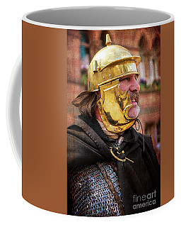 Enforcing The Will Of Rome Coffee Mug