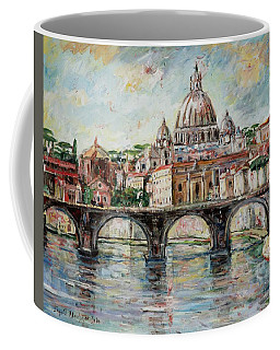 Rome Coffee Mug by Alexandra Maria Ethlyn Cheshire
