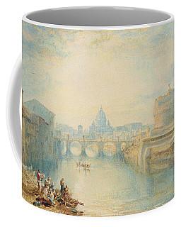 Rome Coffee Mug by Joseph Mallord William Turner