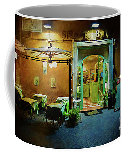 Rome Snack Bar Coffee Mug