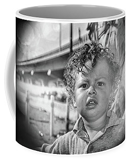 Roms De France 4 ,black And White  Coffee Mug