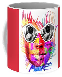 Romy White Coffee Mug