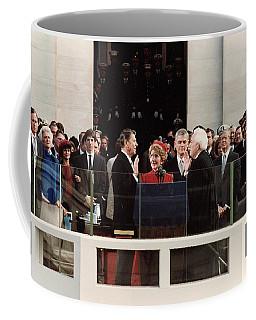 Ronald Reagan Inauguration - 1981 Coffee Mug