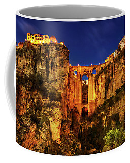 Ronda By Night Coffee Mug