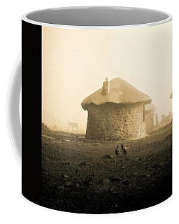 Rondavel In Lesotho Coffee Mug