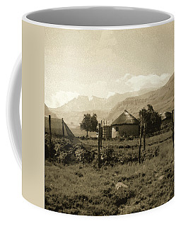 Rondavel In The Drakensburg Coffee Mug