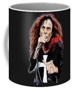 Ronnie James Dio Coffee Mug