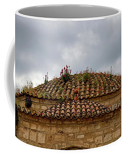 Roof Garden Coffee Mug by Shirley Mitchell