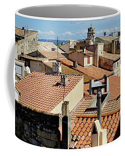 Roofs Of Arles Coffee Mug