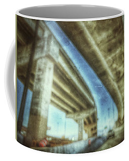 Rooftop Traffic  Coffee Mug