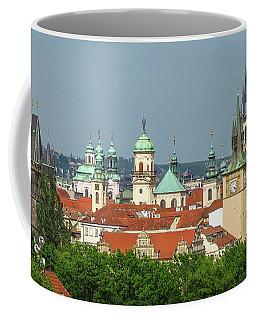 Rooftops Coffee Mug