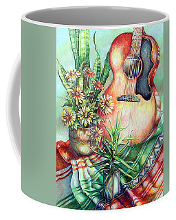 Room For Guitar Coffee Mug