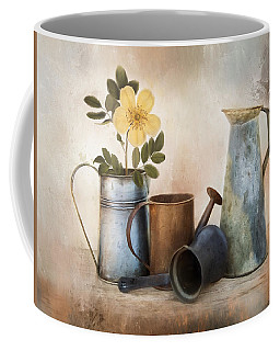 Coffee Mug featuring the photograph Room For More by Robin-Lee Vieira