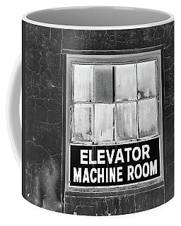 Coffee Mug featuring the photograph Room by Robert Geary