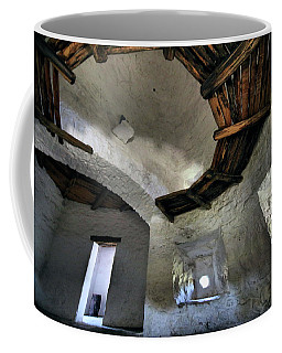 Coffee Mug featuring the photograph Room Wit A View by Robert McCubbin