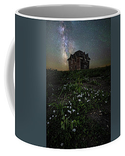 Coffee Mug featuring the photograph Room With A View by Aaron J Groen
