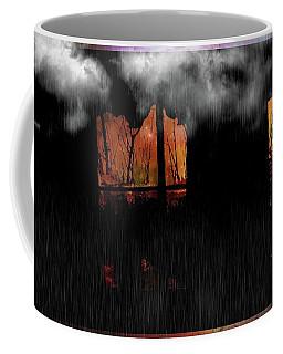 Room With Clouds Coffee Mug