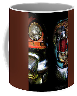 Coffee Mug featuring the photograph Roommates  by Glenda Wright