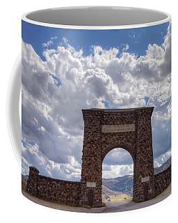 Roosevelt Arch Coffee Mug