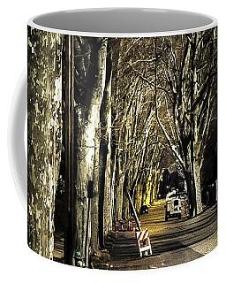 Roosevelt Avenue II Coffee Mug